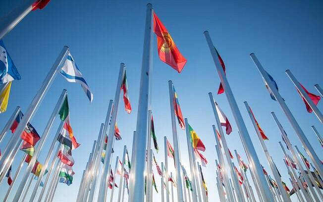 Organização das Nações Unidas aproveitou o momento para impulsionar a paz