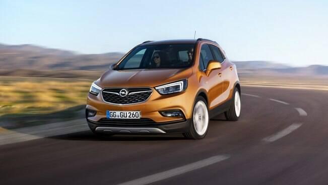 Opel Mokka X antecipa mudanças no Tracker