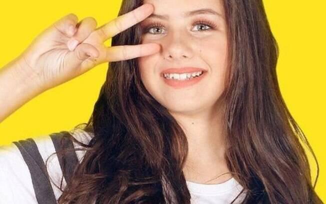 Emily Dias, modelo mirim de 14 anos, está desaparecida em Itanhaém, na baixada santista