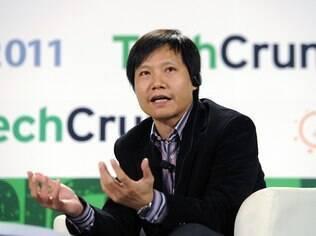 Lei Jun, CEO da Xiaoma, tenta criar mesma