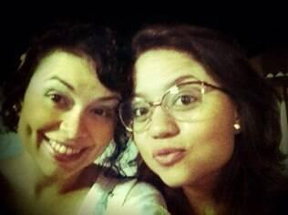 Patrícia Brasil e Mariana Lemos foram morar juntas depois de dois anos de namoro