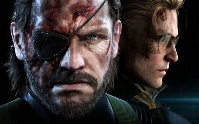 Metal Gear V no PC