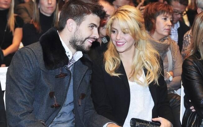 Gérard Piqué e Shakira: tumulto em lançamento