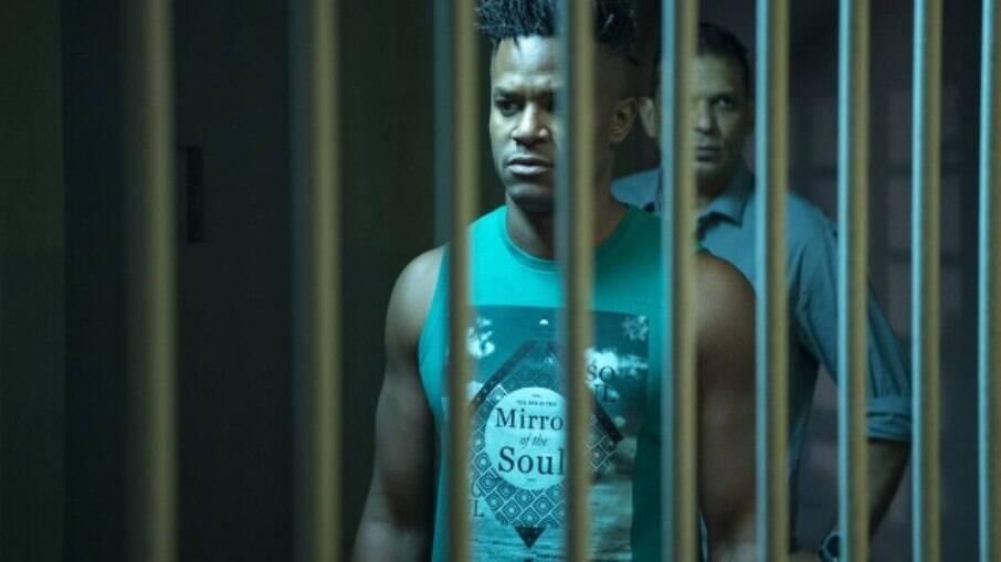 Dom é colocado em uma cela