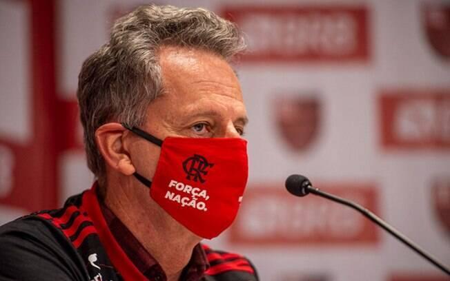 Conselho de Administração do Flamengo aprova captação de empréstimo de R$ 35 milhões
