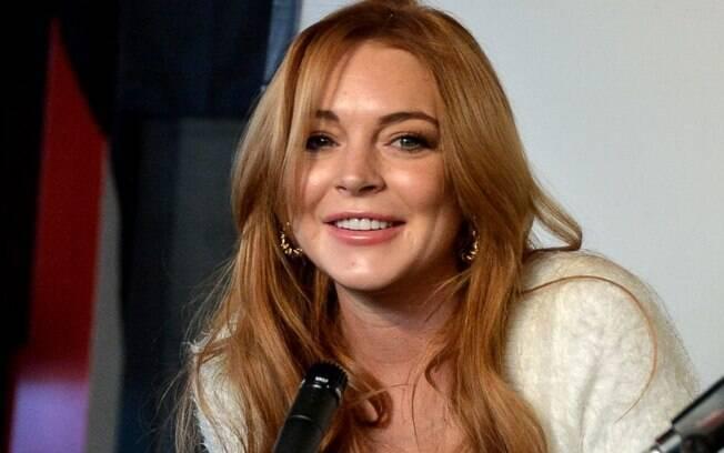 Lindsay Lohan declarou que tem planos de voltar para o mundo da música