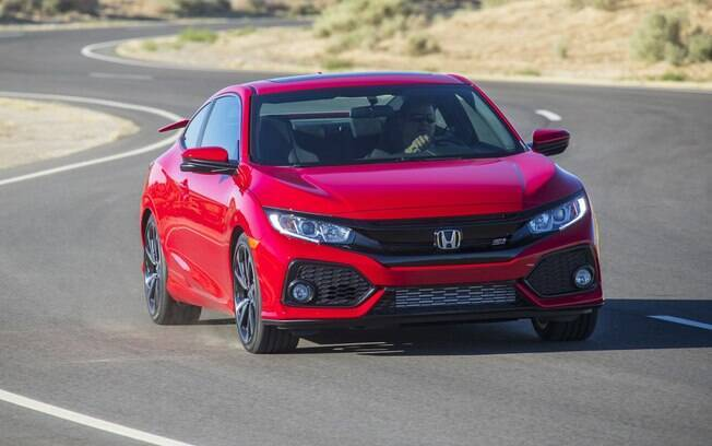 Honda Civic Si: nova geração do cupê esportivo promete não decepcionar os fãs do modelo da marca japonesa