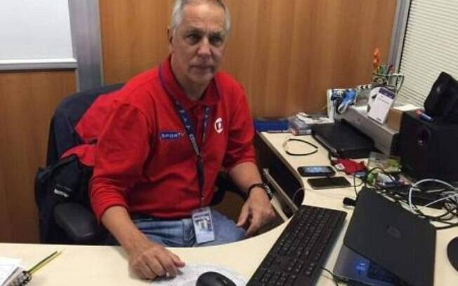Renato Matte, ex-chefe de redação do SporTV