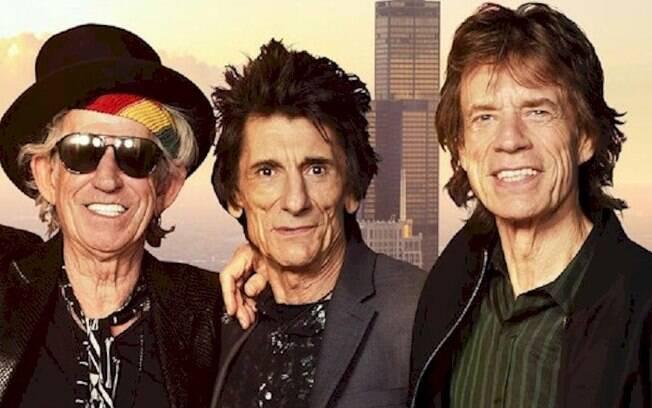 Rolling Stones homenageia Charlie Watts nos EUA, revela CNN