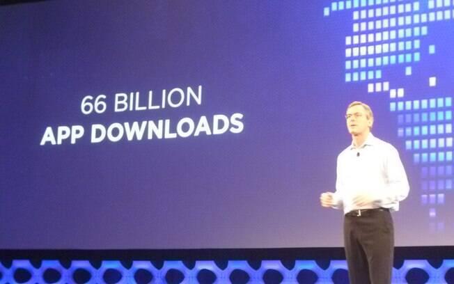 Jacobs, da Qualcomm: aplicativos serão cada vez mais populares