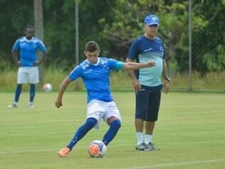 Giorgian De Arrascaeta é o novo maestro do Cruzeiro, que tenta o tricampeonato da Libertadores da América neste ano