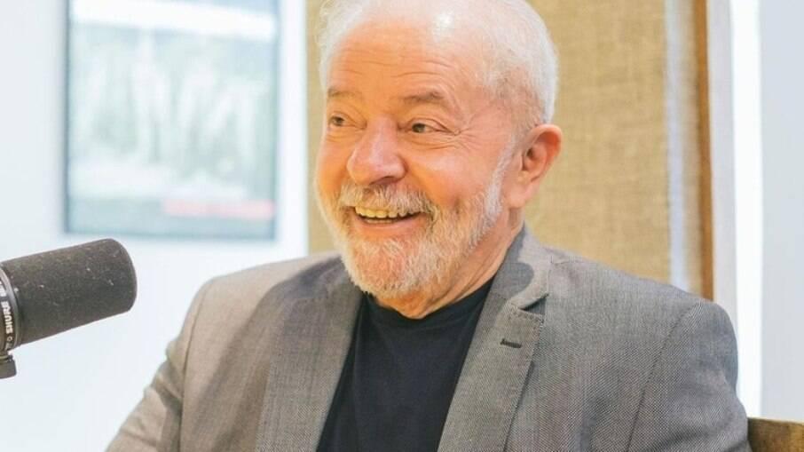 Lula no podcast de Mano Brown