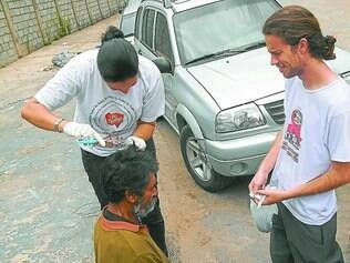 Projeto de Vida.  ONG auxilia os usuários de drogas por meio de uma série de atividades sociais