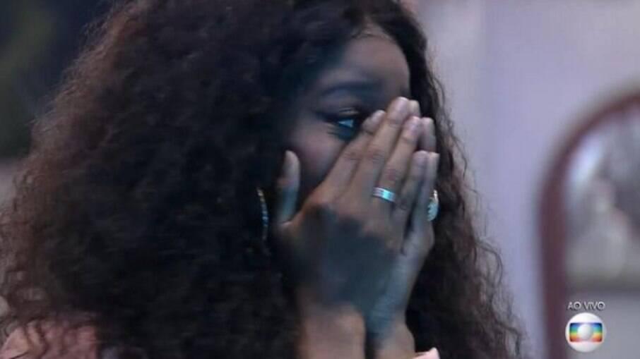 Camilla de Lucas revela que passou mal ao deixar BBB