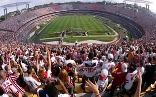 Cidade de São Paulo quer receber final da Libertadores de 2020