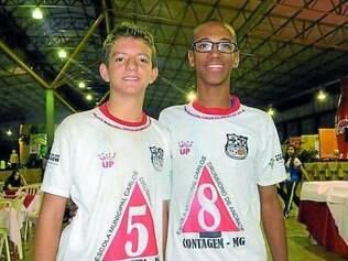 Vôlei.    Mauro e Wedmon foram chamados para treinar no Rio de Janeiro