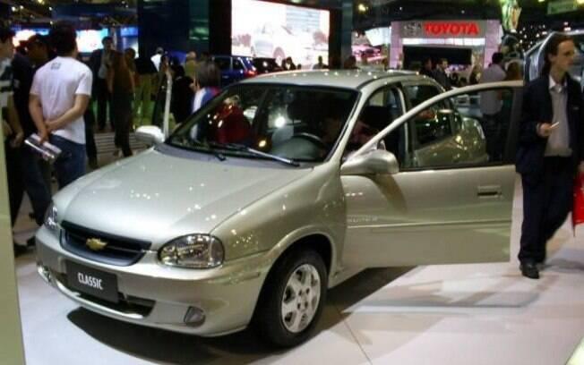 No Salão do Automóvel de 2008, os carros eram mais simples e menos ousados, mas refletiam maiores poderes de compra