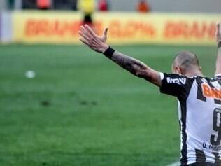 Tardelli se despediu do Atlético para jogar no Shandon Luneng, da China