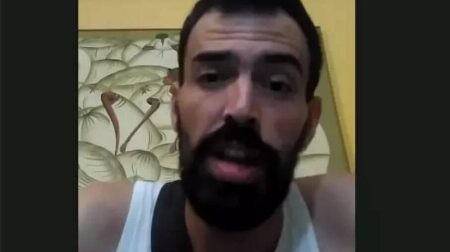 Aaron Betran é rapper e realizou o corte numa plataforma de vídeos com intuito de 'viralizar'
