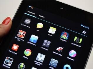 Nexus 7 é primeiro tablet de sua categoria a sair com processador quad-core