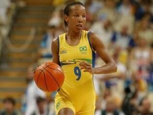 Janeth ogou na WNBA e foi campeã da liga norte-americana por quatro vezes