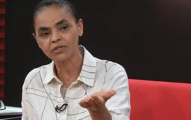 Marina Silva adotou tom conciliador em sabatina da GloboNews