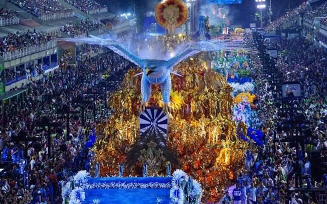Portela, Campeã do Carnaval 2017 ao lado da Mocidade Independente de Padre Miguel
