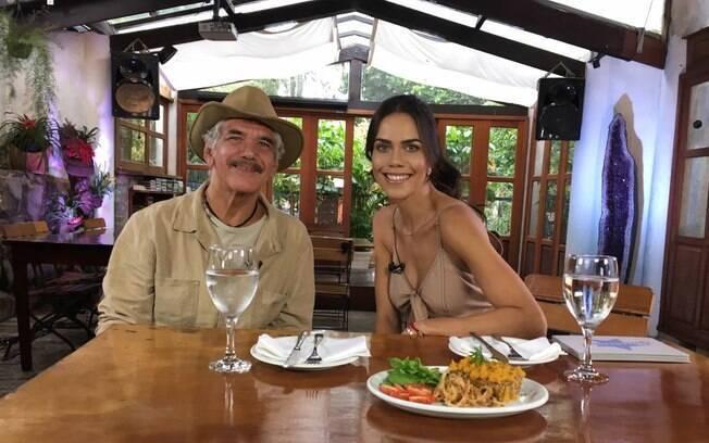 Jackson Antunes, galã da Globo, é destaque em programa da RedeTV!