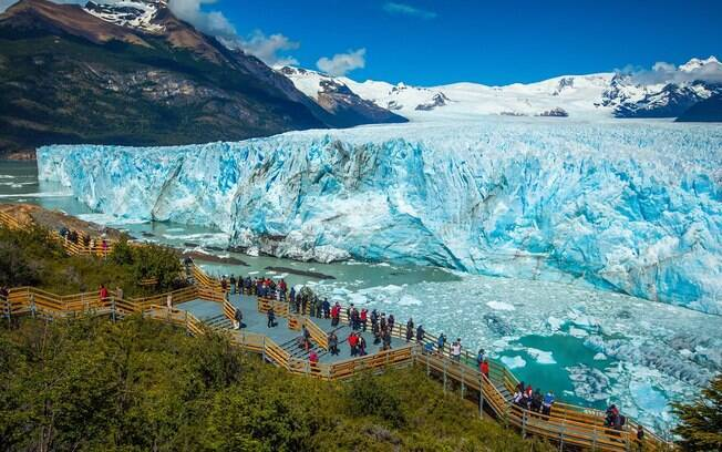 glaciais na argentina