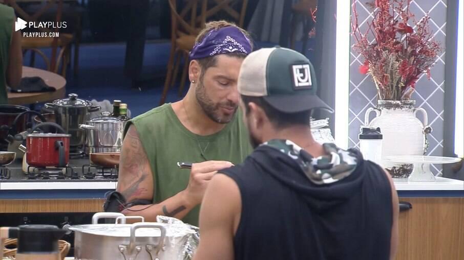 Victor falou sobre a confusão na madrugada de sexta-feira (8)