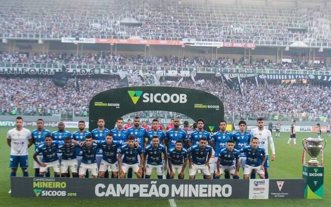 O Cruzeiro é o grande campeão mineiro de 2019