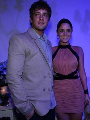 Rafael Cardoso e Fernanda Vasconcellos, protagonistas da próxima novela das seis,