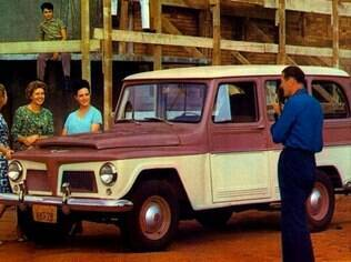 A Rural Willys foi um dos primeiros SUVs que apareceram no mercado,. Primeiramente, nos EUA, em meados da década de 40