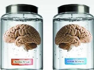 Diferença. Estudos entre gêmeos sugerem que a opinião política pode ser, em parte, genética. Esse pode não ser um traço tão forte como a altura, por exemplo, mas é o bastante para sugerir que algumas pessoas realmente podem ser conservadoras graças ao DNA