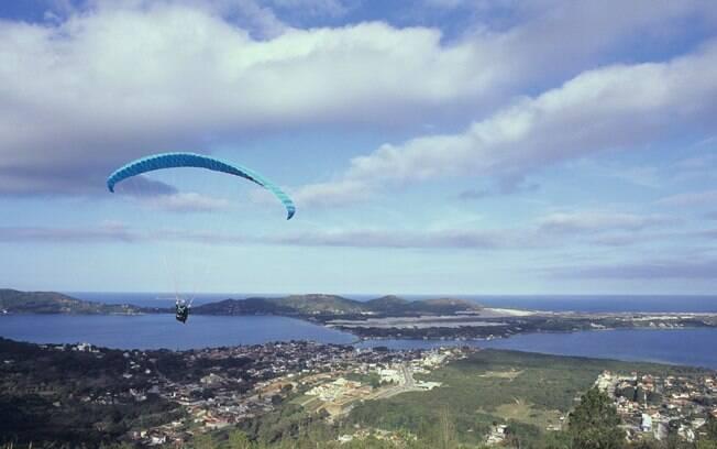 Florianópolis oferece agito e muita área verde