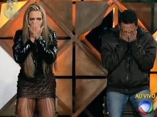 Márcio Duarte é o primeiro eliminado e perde a preferência para Denise Rocha