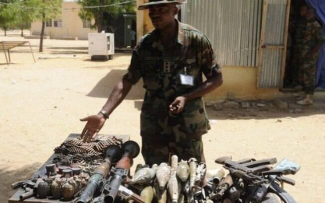 Exército recuperou armas em confronto anterior mas perdeu o controle de Baga (14/01)
