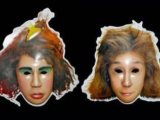 Máscaras de Valéria e Janete foram lançadas este mês pela Globo Marcas