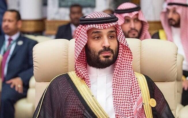 Mohammad bin Salman, Príncipe herdeiro da Arábia Saudita