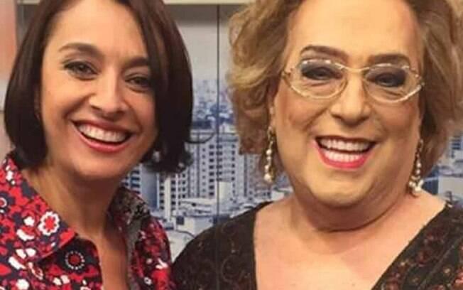 Cátia Fonseca e Mamma relembram os velhos tempos