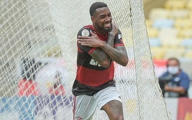 Gerson pode renovar contrato com o Flamengo