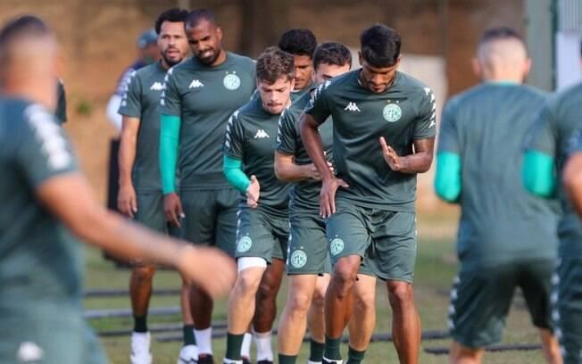 Série B: Guarani entra em campo em busca da 1ª vitória