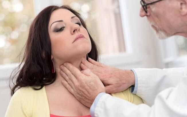 Problemas na tireoide podem acarretar em distúrbios significativos na saúde do indivíduo