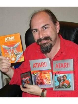 O programador, que criou jogos bem-sucedidos de Atari, reinventou-se profissionalmente como psicólogo