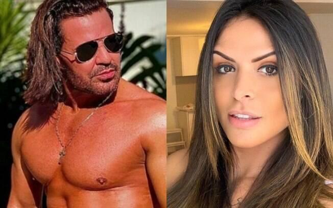 Eduardo Costa e Sylvie Alves