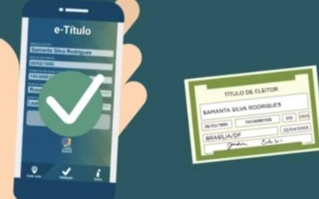 Você sabe o que é o e-Título e suas vantagens durante as eleições?