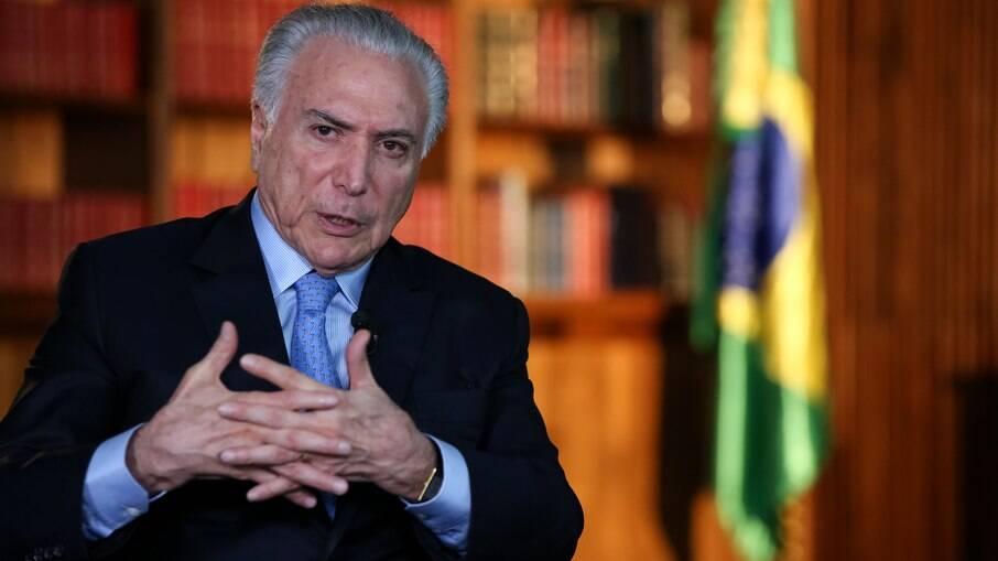 Juiz absolve ex-presidente Michel Temer e mais cinco em acusação de corrupção