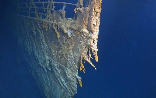 Titanic em 2019