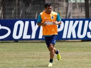 Paraguaio vem sendo importante na Libertadores. Marcou gols contra a LaU e o Cerro Porteño