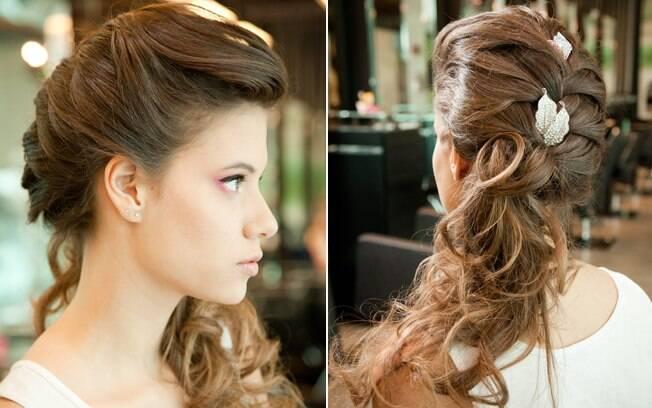30 ideias de penteados para noivas maquiagem e cabelo ig